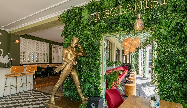 Overheerlijke carpaccio's en klassieke side dishes uit ons restaurant met botanische touch!