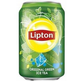Lipton Ice Tea Green Blik